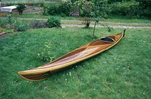 CA Expedition performance kayak